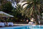 Hotel Villa Ottone in Portoferraio: großartige Aussicht auf das Meer