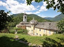 Ospitalità Rosminiana Sacro Monte Calvario - Domodossola