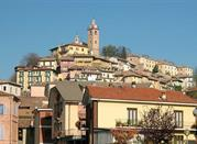 Vista della cittadina