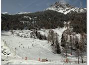 Valsavarenche, ski slopes