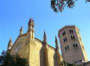 Vista dal basso della Chiesa Sant'Antonino