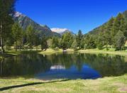 Lago in Vermiglio