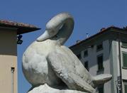 Il Cigno della Fontana del Pescatorello