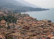 Vecchia città vista dal Castello Scaligero