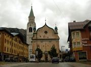 La chiesa parrocchiale dei Santi Filippo e Giacomo