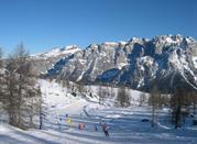 Folgarida, piste da sci