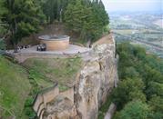 Pozzo di San Patrizio dall'esterno