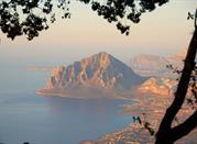 Vista del Monte Cofano