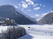 Cogne, ski slopes