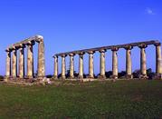 Parque Arqueológico Metaponto