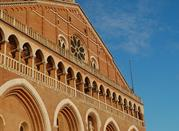 Facade. Basilica of Saint Anthony