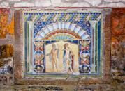 Mosaic von Neptun und Amphitrite