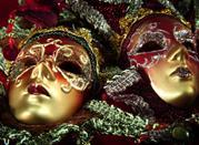 Due maschere molto eleganti