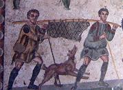 Mosaici nella Villa Romana del Casale