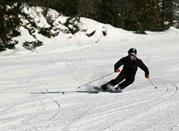 Le piste da sci