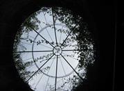 Cupola all'interno del pozzo