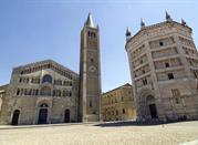 La Cattedrale e il battistero