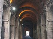 Archi del Palazzo della Pilotta a Parma