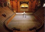 Da sopra, Teatro Farnese