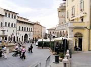 Piazza del centro