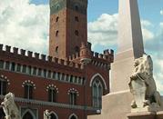 Veduta di Piazza Roma