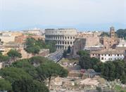 Il Colosseo e i Fori