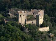 Castello visto dall'alto