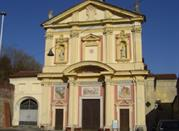 La chiesa del borgo