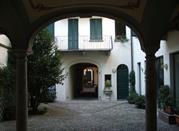 Caratteristico cortile nel centro storico