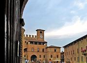Castell'Arquato,Piazza Matteotti