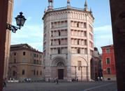 Battistero, Parma, Esterno