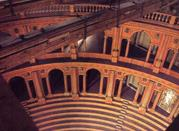 Teatro Farnese, Parma - veduta.
