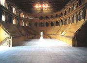 Teatro Farnese, Parma - veduta