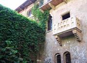 Il balcone di Romeo e Giulietta