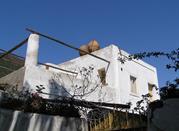 Tipica casa di Panarea