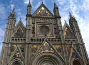 Particolare della facciata del Duomo