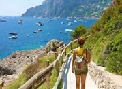 Capri, sentiero per la spiaggia