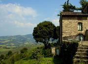 Vista desde Panzano