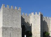 Facciata del Castello dell'Imperatore