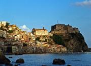 Il caratteristico antico borgo di Scilla