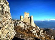 Torre di guardia sul Gran Sasso