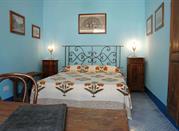 Camera blu Dimora Delprete di Belmonte