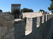 Il castello a Castiglione del lago