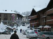 Abetone, the town