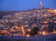 Strada panoramica dei Sassi di Matera
