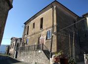 Castello Castelpetroso trasformato