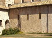 Castiglione a Casauria, Abruzzo, Abbazia di San Clemente