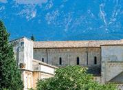 Corfinio, Parco Nazionale della Majella, Basilica Valvense