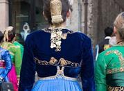 Lungro, Pollino Calabro, costumi della tradizione