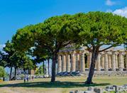 Capaccio, Cilento, Paestum tempio di Poseidone
